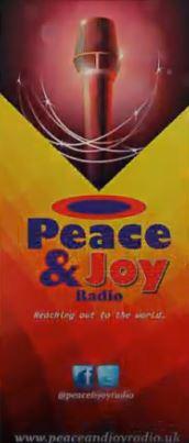 peace and joy radiom logo