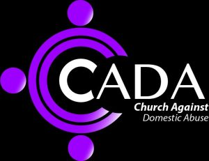 church against domestic violence logo