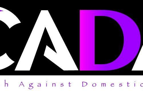 church against domestic violence logo